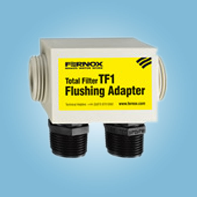 TF1 Flushing Adapter